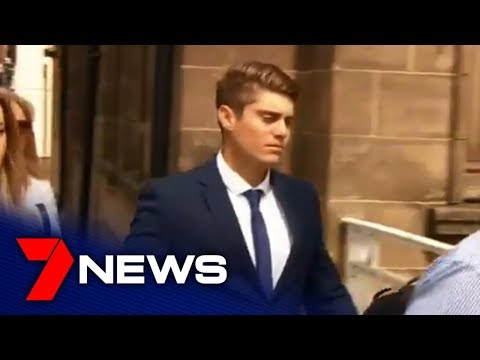 Perth Cricketer Alex Hepburn Will Spend Five Years In Jail For UK Rape  | 7NEWS