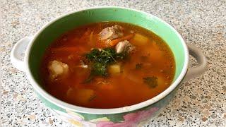 Суп, Который Нужно Готовить Осенью! Просто и очень вкусно!
