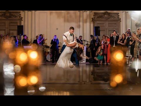 Greatest Wedding First Dance! Gabrielle & Brett - Park Chateau