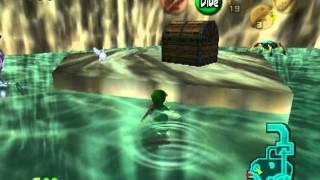 Zelda Zoras Domain Hack