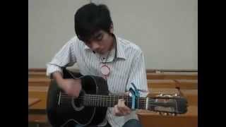 Guitar  Hát Cho Màn Đêm   Ngô Thế Phương
