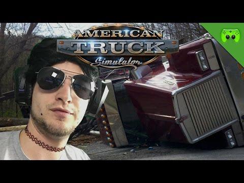 USCHI LIEGT UNTEN 🎮 American Truck Simulator #6