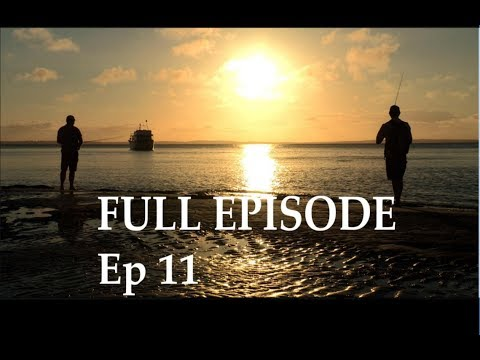 Fishing Fraser Island | The Hook and The Cook | Part one