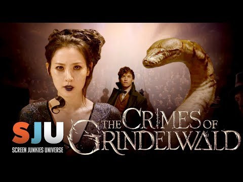 Let's Talk About That New Fantastic Beasts 2 Trailer! - SJU