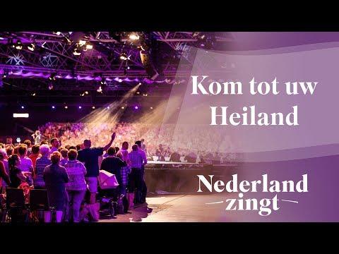 Nederland Zingt Dag 2018: Kom tot uw Heiland