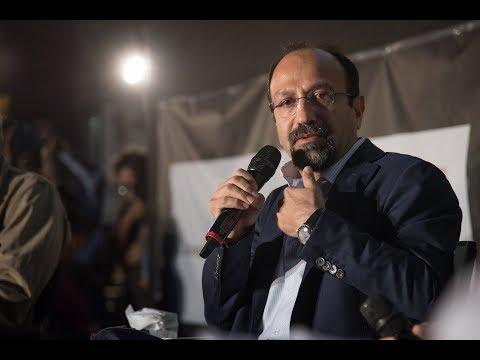 """Asghar Farhadi: """"Spero di poter presentare il mio prossimo film nel Cinema America"""""""