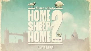Home Sheep Home 2 - London Walkthrough