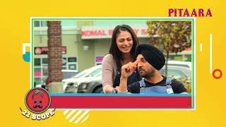New Punjabi Song - Diljit Dosanjh   Neeru Bajwa   Latest Punjabi Celeb News  22 Scope   Pitaara TV