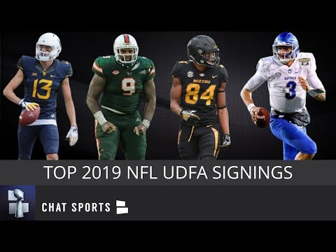 udfa-tracker:-the-top-undrafted-free-agent-signings-after-the-2019-nfl-draft