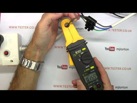 Tutorial: How to use a clamp meter / current clamp