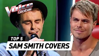 Repeat youtube video The Voice | BEST 'SAM SMITH' Blind Auditions