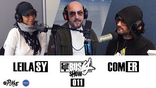 Get Busy Show 11 / Leïla Sy & Comer