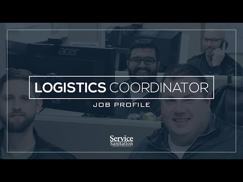 Logistics Coordinator Job Profile