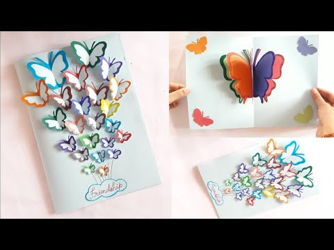 Specially For Friendship Day Very Easy Multipurpose Greeting Card