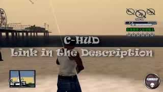 GTA San Andreas My C-HUD for everyone [DOWNLOAD] - SaMpMods23