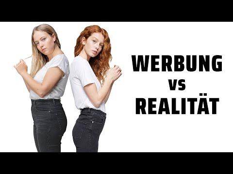 Ich teste Jeans für KLEINE Frauen I Werbung VS Realität