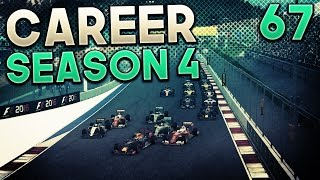 F1 2016 Career Mode Part 67: FIGHTING TO STAY AT MERCEDES