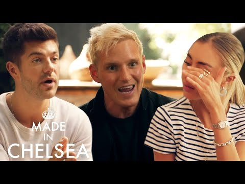 Jamie Laing Argues with Habbs & Alex Mytton Over Split & Habbs Sees Her Ex?! | NEW Made in Chelsea