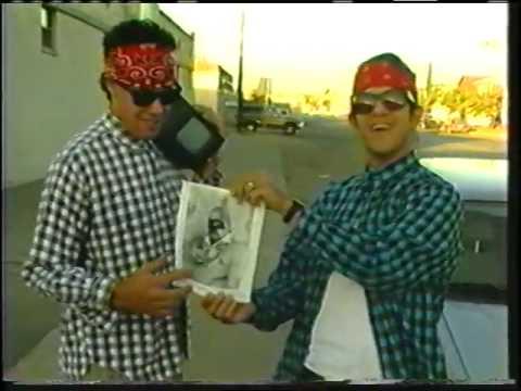 Los Bloopers 1990 El Paso Press Club Awards Vid