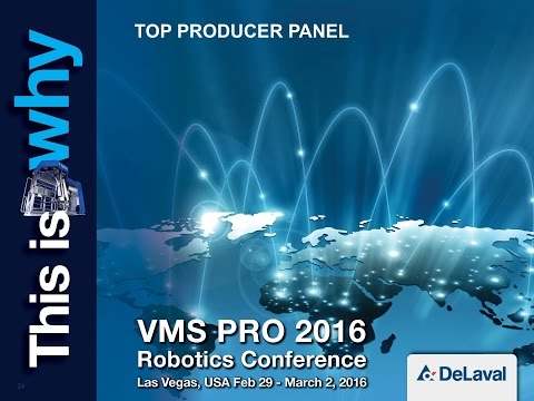 Top Producer Panel - Robotics conference