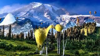 Mount Rainier National Park - Washington, USA  (HD1080p)