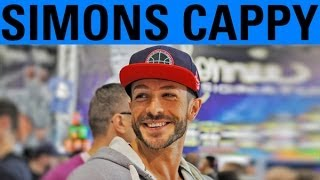 Warum trägt Simon immer eine Cappy?