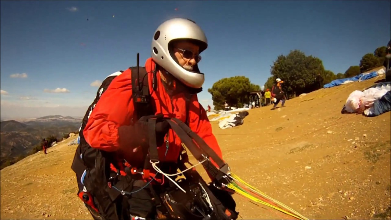 Paragliding Spain XC Trip with Flybubble & Zero Gravity