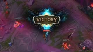 Level 100 WIN !!! DOOM BOTS OF DOOM - The Teemoing PBE League of Legends
