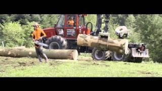 Imagefilm Forstbetrieb Kessler / Ritter R185-6k