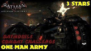 Batman Arkham Knight ★ AR Challenge ★ One Man Army [ 3 Stars PS4 ]