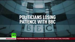 More politicians hit out at BBC