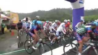 2015 Tour de Taiwan Stage 4_2015 國際自由車環台公路大賽 KOM登山站