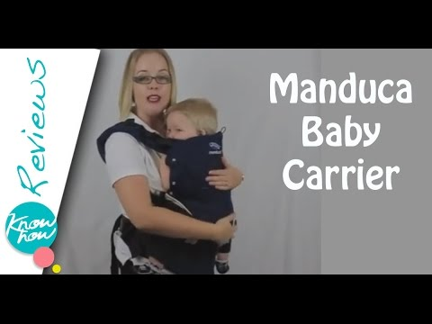 Manduca Baby Carrier Review Youtube