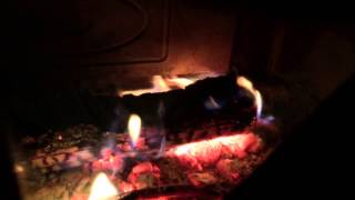 デファイアントの二時燃焼室へ吸い込まれる炎