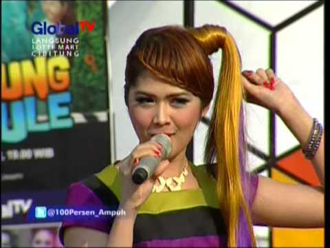 AUDREY LIve At 100% Ampuh (26-06-2012) Courtesy GLOBAL TV