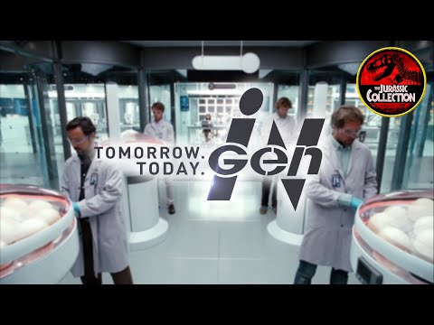 InGen Technologies: Tomorrow, Today | JURASSIC WORLD 2015 HD