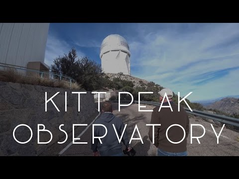 Kitt Peak Observatory Private Tour - TMWE S3 E7