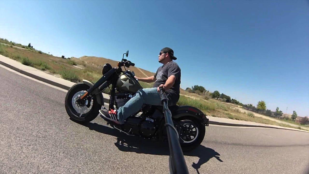 Harley Davidson Flss