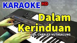 Download Mp3 Dalam Kerinduan - The Mercy's | Karaoke Hd