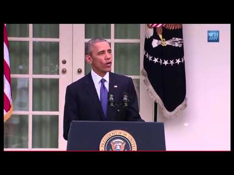 President Obama FULL Speech: Same Sex marriage ruling is