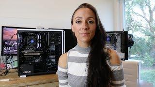 My Last PC Build - Featuring Coffee Lake, MSI, EVGA, BitFenix