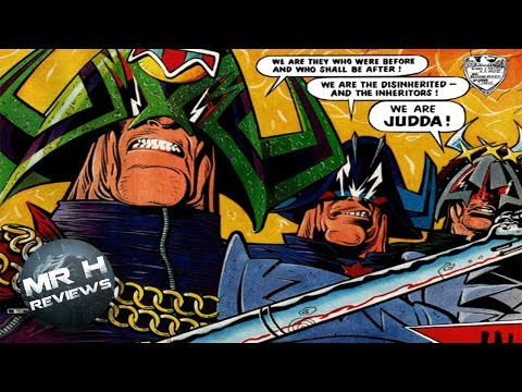 Morton Judd & The Judda - Judge Dredd Explained