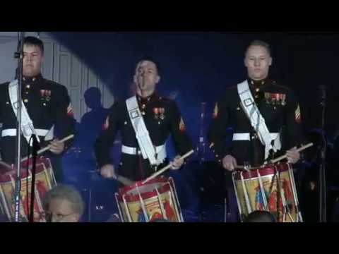 Holiday Concert featuring the 2nd Marine Division Band