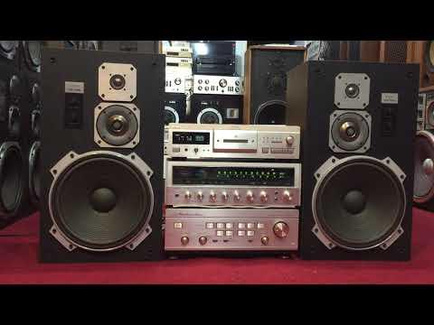 Test trọn bộ nghe nhạc loa pioneer CS 755 + âmly san sui 8 + đầu SONY XA 30SE .LH -0948 403 966
