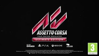 Assetto Corsa Ultimate Edition - Announcement Trailer [PS4, Xbox One]