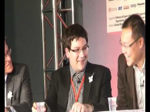 JETRO Japanese Multimedia Seminar @ HYPER JAPAN 2011: Q&A 1  (6 of 9)
