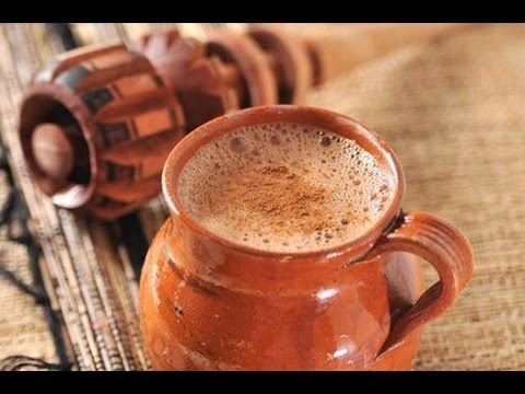 Chocolate Caliente Homemade Hot Chocolate
