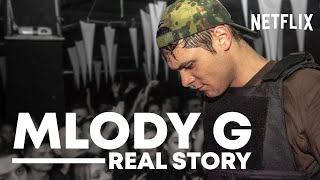 MŁODY G - real story trailer