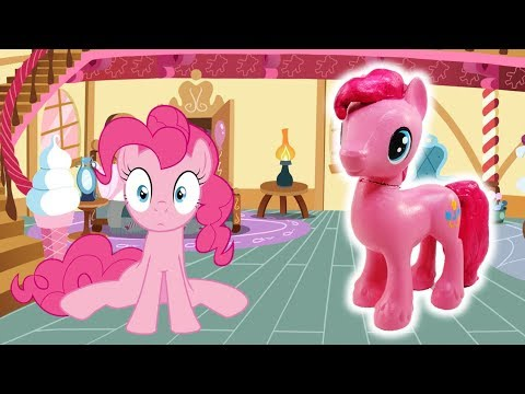My Little Pony Custom Tutorial - Transform Pinkie Pie to a BOY!