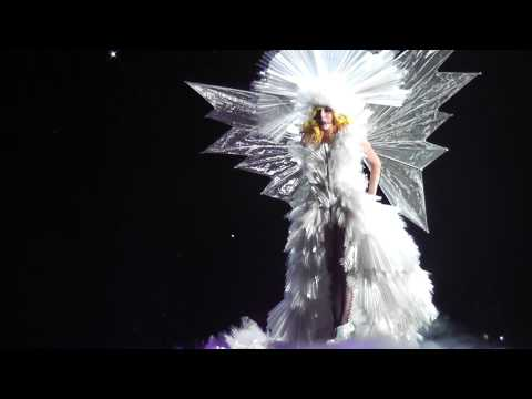 Lady Gaga  So Happy I Could Die   in HD!  Atlantic City Ottawa Los Angeles San Diego